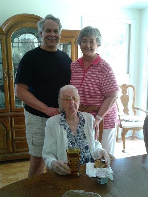 Elsie, Patrick, Ann