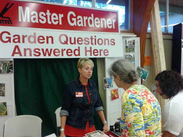 Master Gardeners of New York, Georgia, and Virginia