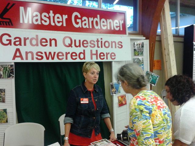 Master Gardeners of New York, Georgia, and Virginia